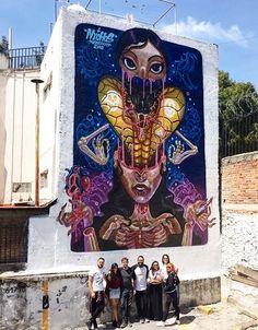 Nychos in Mexico City, MX, 10/16 (LP)