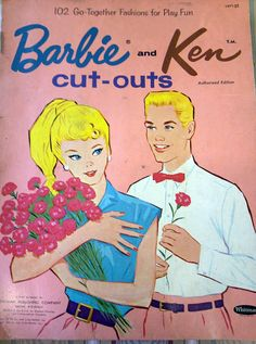 Barbie and Ken. One the Best Barbie P.D Books out of the series. Wonderful art work.
