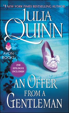 An Offer from a Gentleman by Julia Quinn, 2015 edition. Updated to include the 2nd epilogue.