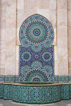 Amazing colors -- Morocco...