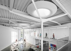 [A3N] : Lee Hall College of Architecture by Thomas Phifer and Partners
