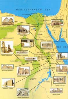 maps of ancient egypt ancient egypt map … Ancient Egypt