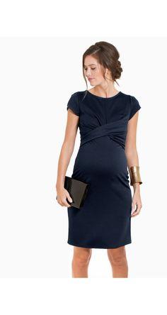 59ae16a3a2f3 AUDREY - Maternity dress. Abiti PremamanModa Per La MaternitàModelli ...