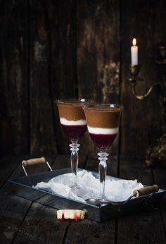 Estas copas estáaaaaaaaaaaaaaaaaan... De muerte!! La receta es una adaptación (muy adaptada) del...