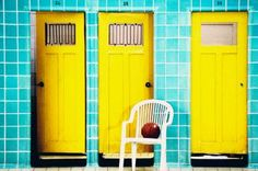 """Saatchi Art Artist Sandra Hoever; Photography, """"ball on a chair"""" #art"""