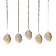 A great Mothers Day Gift!   Two-Toned Monogramed Locket in Silver F-J