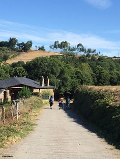 Leaving Samos #Camino 2015 August McG - day 31