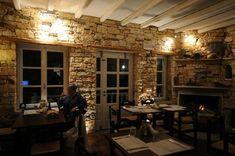 Σχετική εικόνα Naoussa Paros, Yogurt Dessert, Fruit Preserves, Risotto, Greece, Lunch, Restaurant, Ink, Dishes
