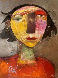Terri Hallman artist-Welcome to Bohemia Galleries online