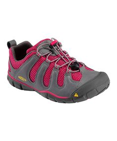 Take a look at this Gargoyle & Barberry Sagewood CNX All-Terrain Shoe by KEEN on #zulily today!