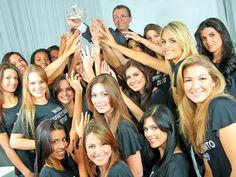 Miss Espírito Santo 2010: Candidatas se preparam para o concurso com aulas de coreografia - Folha Vitória