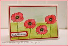Stampin Up! Happy Watercolor, Aquarell