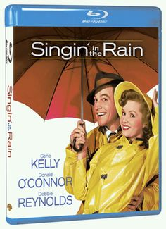 July 2012 - Win the new Blu-ray edition of Singing in the Rain from Dance Magazine.