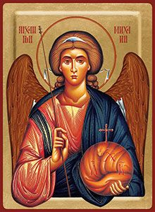 3/03 - Archangel Michael, icon Angel Statues, Art Carved, Archangel Michael, Orthodox Icons, Mother Mary, Bible Art, Prayers, Carving, Movie Posters
