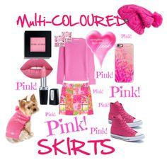 Multi-COLOURED Skirts