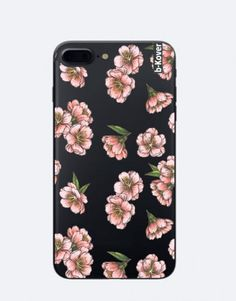 funda-movil-flores-4 Tablets, Phone Cases, See Through, Mobile Cases, Roses, Flowers, Phone Case