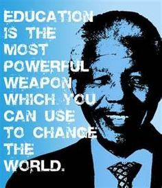 Excellent quote! Social Studies Education is the key to change. Hang this in the classroom too for an upper grade.
