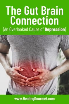 Do you know about the gut brain connection? Read on to learn how a leaky gut could be the cause of your depression, anxiety, brain fog and more.