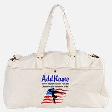 USA GYMNAST Duffel Bag Calling all Gymnasts! Show your love for Gymnastics with our awesome personalized Gymnast Girl Tees and Gifts. http://www.cafepress.com/sportsstar/10114301 #Gymnastics #Gymnast #WomensGymnastics #Lovegymnastics #Personalizedgymnast