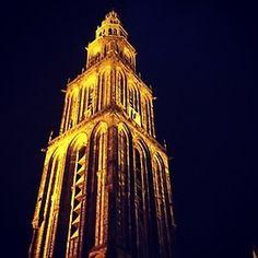 Martinitoren steeple Groningen