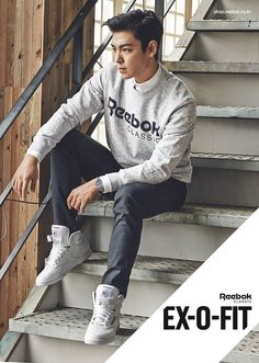 T.O.P for Reebok Classic BIG BANG