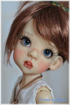 Too cute doll by Sylwia Kowalska, TinyPaws on Flickr