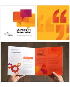 GTA Rehab Annual Report Design by Gravity                                                                                                                                                      More