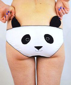 Pandamonium Knicker