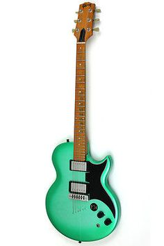12 string warr phalanx touch guitar guitar 1975 gibson l6s midnight special green sparkle refin
