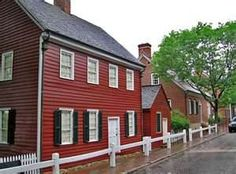 Old Salem is my favorite place to run in Winston. This little Moravian village has little to no traffic, several trails, and cobblestone sidewalks to amp up your run. Also, many of the residents are often decked out in Moravian attire :) Its a great little mental escape :)