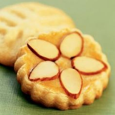 Amaretto Butter Cookies | MyRecipes.com