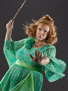 MollyWeasley - For being such a great mom.