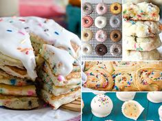 11 crazy delicious things to make with Cake Mix Recipes – Cake Recipes – ALL YOU Recipes Using Cake Mix, Cake Recipes, Dessert Recipes, Just Desserts, Delicious Desserts, Yummy Food, Delish Cakes, Yummy Eats, Sweet Recipes
