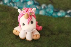 Unicorn Cake Topper Animal Cake Topper Birthday Baby