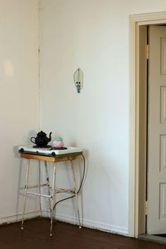 Kitchen, Ceramic:Teemu Salonen, Mirror: Komugi Ando, Ars Auttoinen, 2016 Ceramics, Mirror, Finland, Furniture, Kitchen, Design, Home Decor, Art, Cuisine