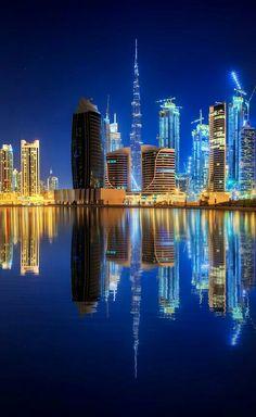 #dubai #dubaiuae #unitedarabemirates Futuristic Architecture, Amazing Architecture, Travel Around The World, Around The Worlds, Places To Travel, Places To Visit, Beautiful Places, Beautiful Pictures, Dubai City