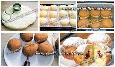 Berliner Tarifi   Yemek Tarifleri Sitesi - Oktay Usta - Harika ve Nefis Yemek Tarifleri