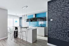 Model PATRYCJA. W otwartych przestrzeniach połączonych z jadalnią lub salonem świetnie sprawdzi się zestaw oparty na  nowoczesnym systemie z...