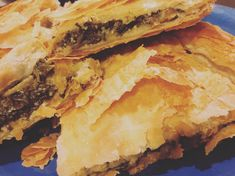 Savoury Bakes, Spinach Pie, Spanakopita, Cookie, Packaging, Treats, Baking, Ethnic Recipes, Food