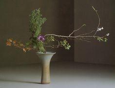 遠州・華道 花形の特徴 新生花