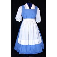 This is the one and only reason I wish I could sew... One of these days I will get a Blue Belle costume and I'll wear it every freaking year!