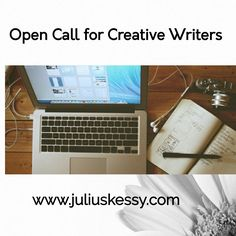 Open Call for Creative Writers