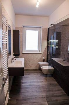Artwork For Home Decoration Info: 2981904530 Bathroom Design Inspiration, Bathroom Interior Design, Interior Design Living Room, Small Space Bathroom, Bathroom Layout, Bathroom Ideas, Dream Home Design, House Design, Casa Milano