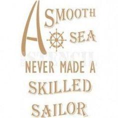 Stencil Deco Texto 048 tablero de marinero