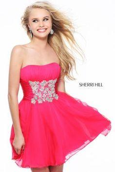 Sherri Hill 1595 #SHERRIHILLSTYLE