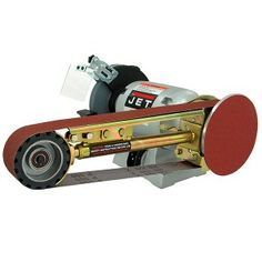 Combo 1hp belt and disc sander and bench grinder