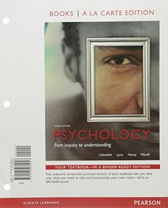 Test bank essentials of nursing leadership and management 6th psychology from inquiry to understanding books a la carte edition forty studies that fandeluxe Image collections