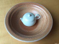 Wasserschaleund kleines Porzellan Kännchen - #tee #tea