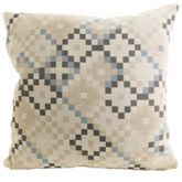 By Sainsbury's Diamond Woven Cushion 50x50