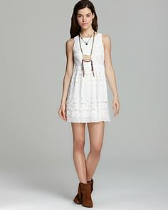 Free People Dress - Rocco Lace | Bloomingdale's